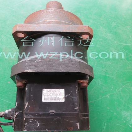 二手安川伺服电机SGMPS-08ACAJ761 CP-40C-33-J602B-SP