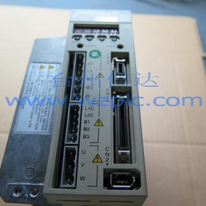 二手安川伺服驱动器SGDH-08AE 保修3个月 台州信达