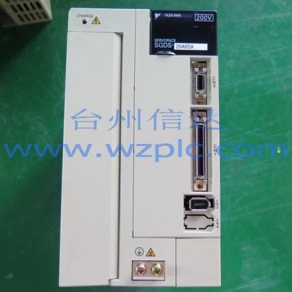二手安川伺服驱动器SGDS-20A05A