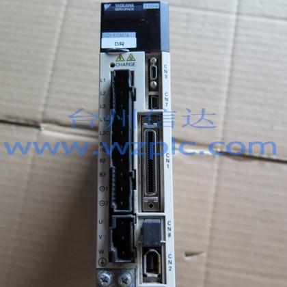 二手安川伺服驱动器SGDV-R70A21B 50W