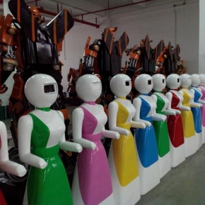 供应生产机器人厂家