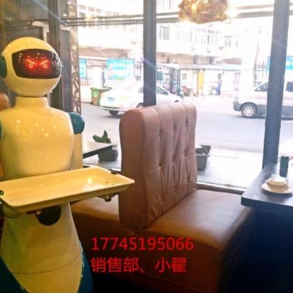 酒店机器人餐厅机器人传菜机器人送餐机器人打造智能化餐厅