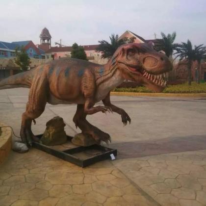 仿真恐龙我信赖徐州龙君、恐龙出租、恐龙租赁18652281629