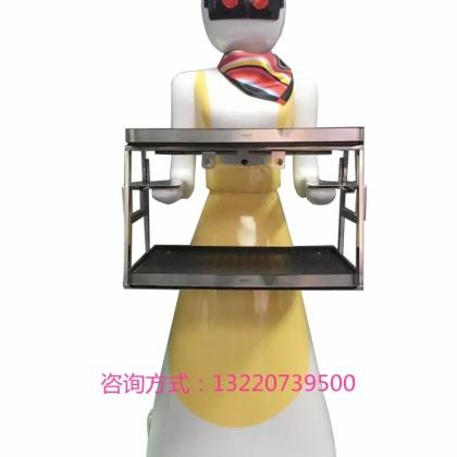 威朗智能送餐传菜机器人