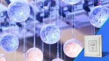 浮球矩阵_小球矩阵_马列矩阵_上交会_上海优爱宝智能机器人