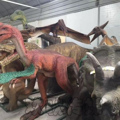 仿真恐龙租赁 恐龙展览 恐龙生产厂家