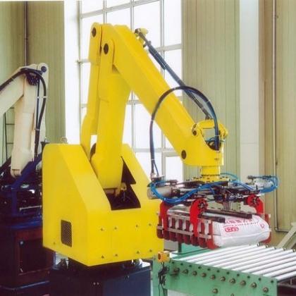 全自动大米码垛机机器人