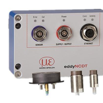 eddyNCDT3100电涡流传感器系列