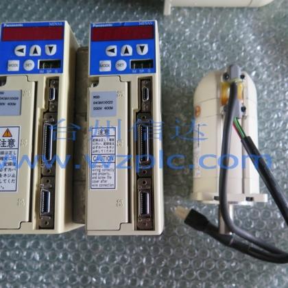 MSM042A1AE MSD043A1XX09 松下伺服电机加驱动器