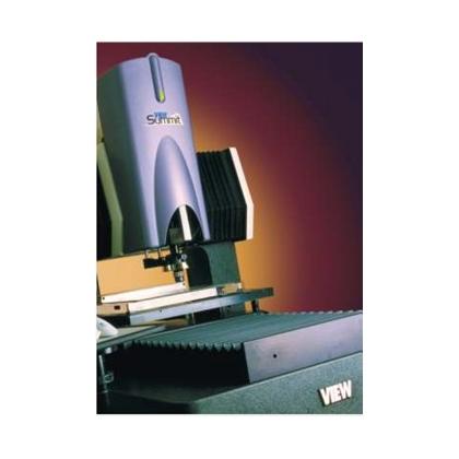三坐标影像测量仪—QVI/VIEW Summit 400