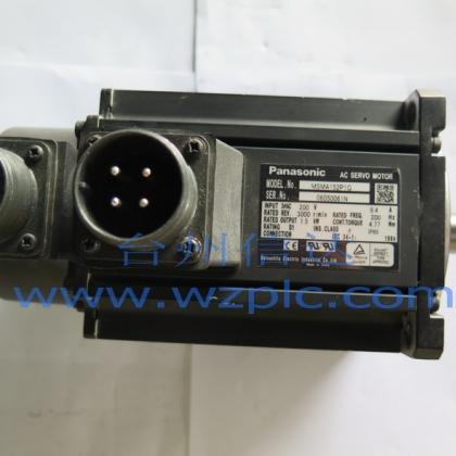 MSMA152P1G 松下伺服电机