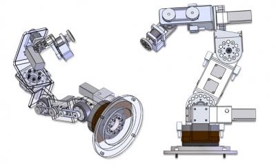 轴数与运动轨迹:是什么决定了工业机器人的灵活性