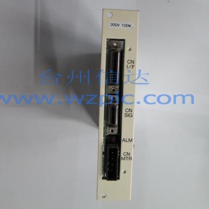 松下伺服驱动器 拆机件 MSD013A1Y 200V 100W