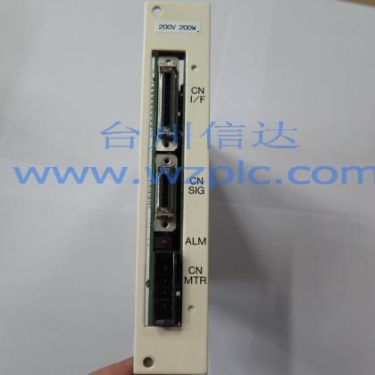 松下伺服驱动器 拆机件MSD023A1Y 200V 200W