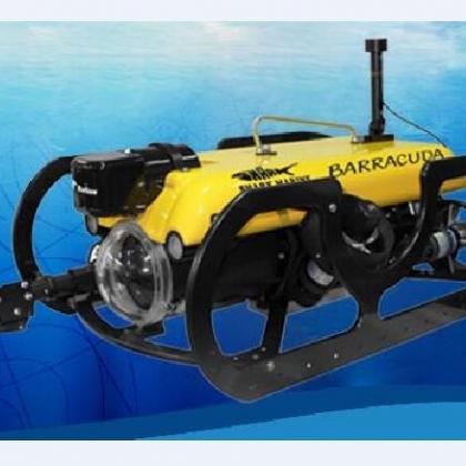 大洋经略代理Shark Marine 公司Barracuda水下机器人ROV