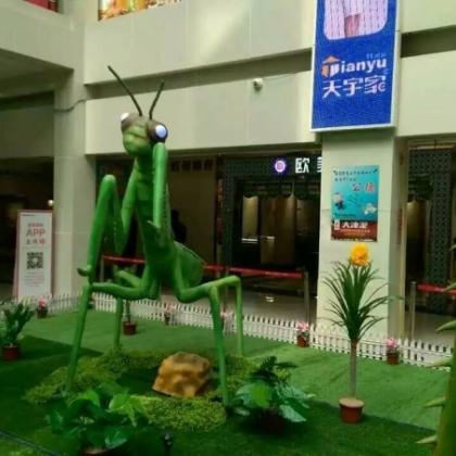 仿真昆虫租赁选北京高端恐龙出租公司