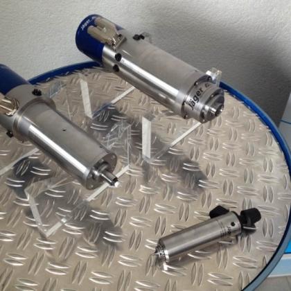 供应德国品牌Jager模具超高速精加工电主轴