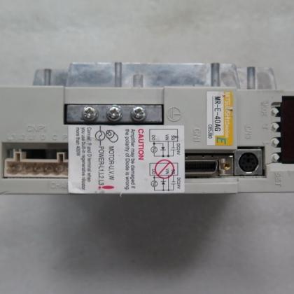 三菱伺服驱动器 MR-E-40AG 保修3个月 台州信达