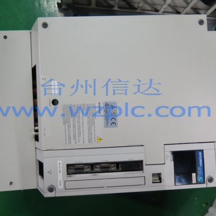 三菱伺服驱动器 MR-J2S-15KB-PX256 15KW