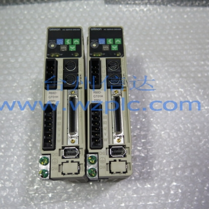 R88D-GT01H 欧姆龙伺服驱动器