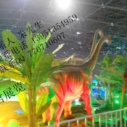 出租租赁恐龙 选择龙君专业恐龙出租 最好品质