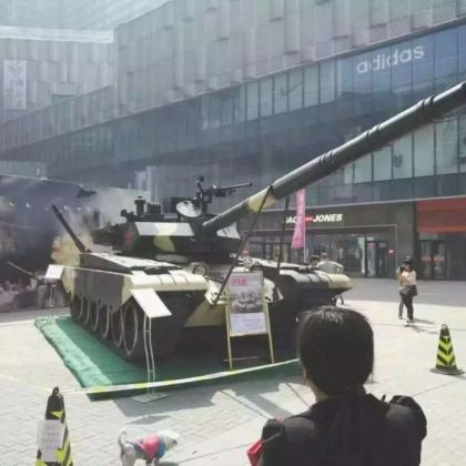 军事展览_军事展览模型