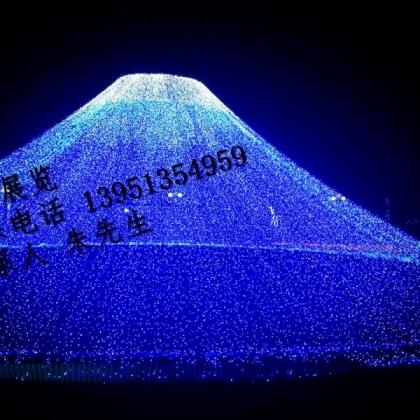 寻找出租租赁LED梦幻灯光艺术节公司 徐州龙君展览愿与你同行