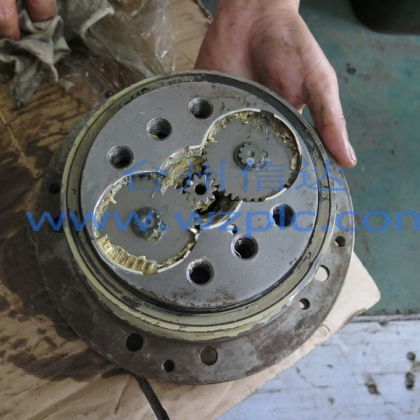RV帝人减速机直径220mm 包好 台州信达