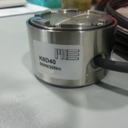 六轴力/扭矩传感器、多维力传感器【德国ME FC-K6D40】
