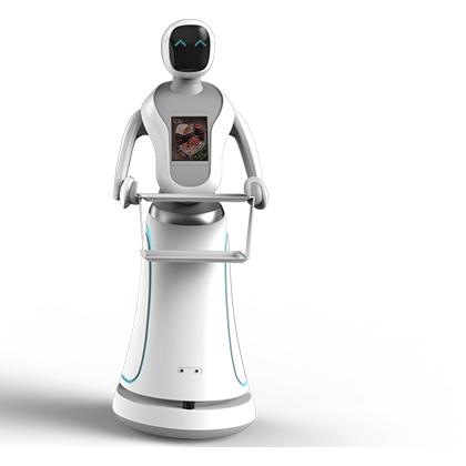 送餐机器人价格,坤波机器人报价