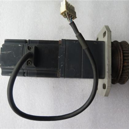 ASM66MC-P25 二手步进电机带减速机