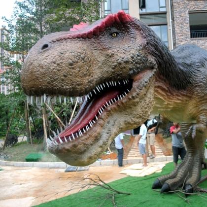 仿真恐龙-恐龙出租-仿真恐龙租赁有限公司