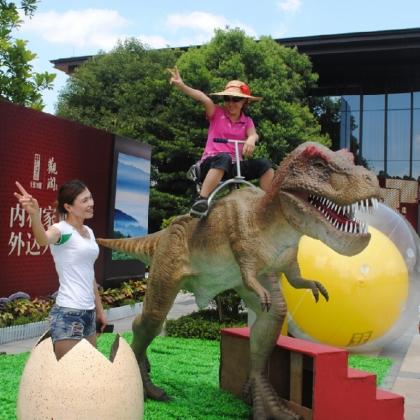 仿真恐龙租赁公司带领你走进侏罗纪世界 长沙 郴州 南昌 玉林