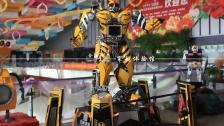 智能跳舞机器人 能唱歌讲故事还会跳舞