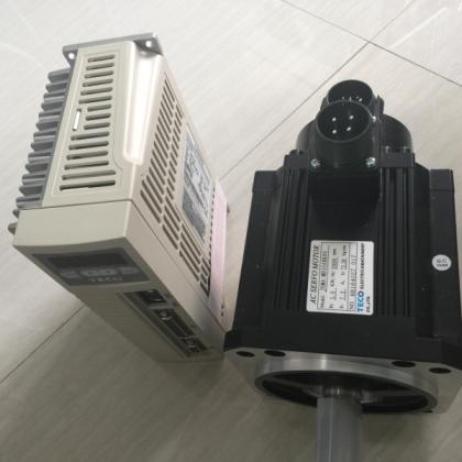 TECO东元伺服电机JSMA系列MB15ABK01驱动JSDEP50台湾东元伺服高精度高性价比