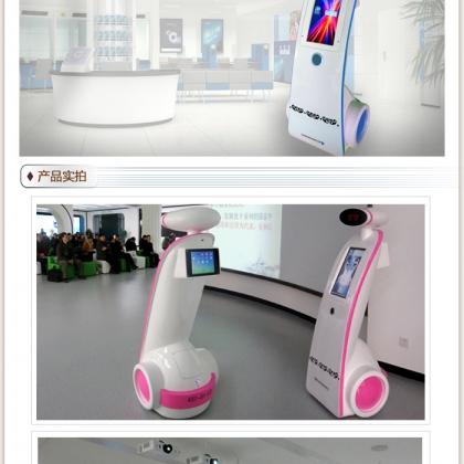 解说导购机器人