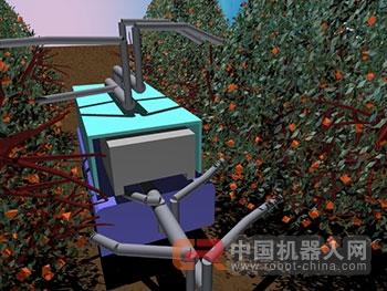 日本将研发水果采摘机器人