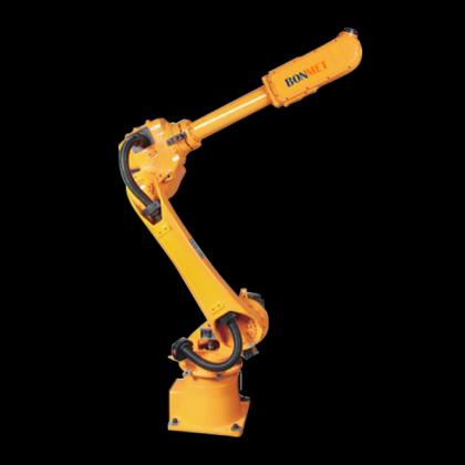 博美德BO-6-10机器人 重复定位精度 轨迹跟踪精度 总线架构 应用方便