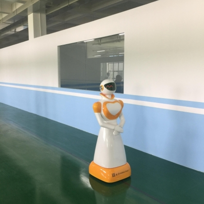 迎宾讲解机器人