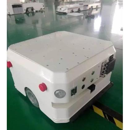 食品厂欧铠智能agv搬运工仓储物流无人搬运机器人设备