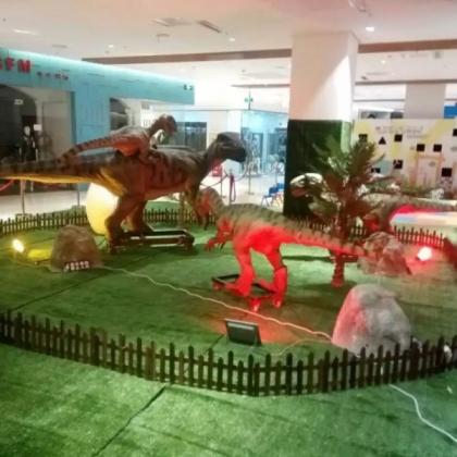 现货仿真恐龙出租(租赁)恐龙出租厂家/全国房地产和商场的不二选择