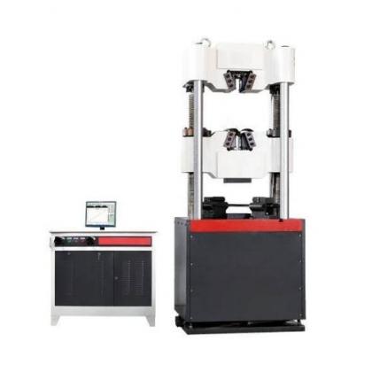 老上材微机控制电液伺服万能试验机