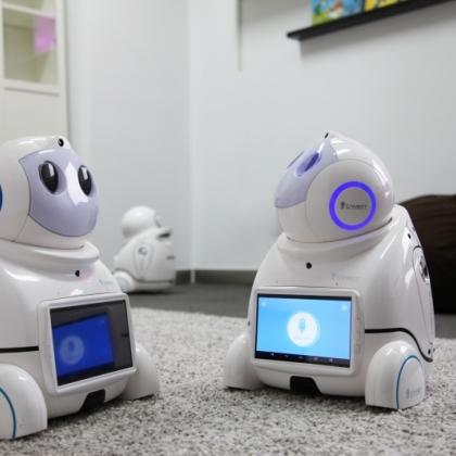 爱乐优(小优)机器人厂家 儿童陪伴娱乐机器人
