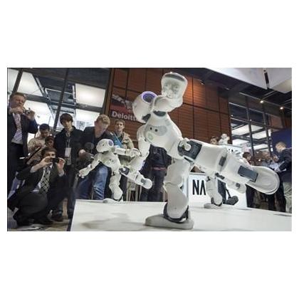 2016新加坡机器人展
