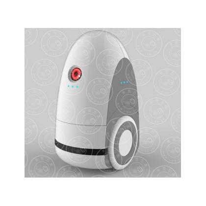 RedEye移动监控AGV机器人