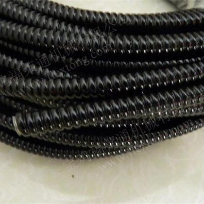 福莱通工业机器人线路保护柔性导线管 PVC包塑防水防尘易弯曲