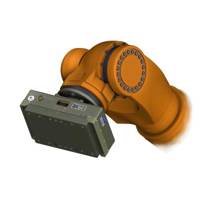 PushCorp主轴应对工业机器人去毛刺打磨抛光应用