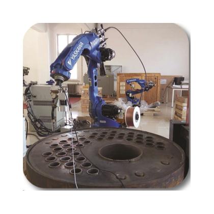 机器人智能管板焊接系统