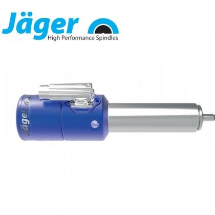 供应德国品牌Jager超高速8万转义齿铣床电主轴