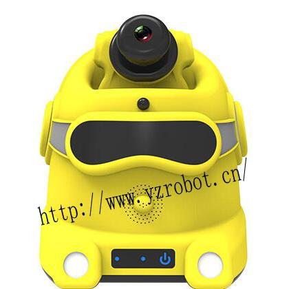 异常入侵 自动报警, Mee移动监控机器人